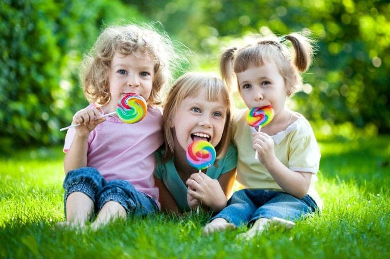 Værtindegaver til børn