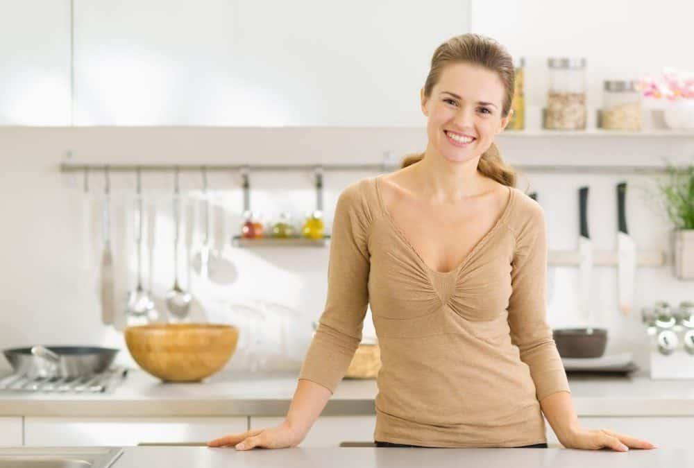Giv ting til køkkenet eller køkkeninspiration som værtindegave